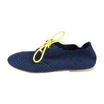 Navy Blue Dressy Shoes