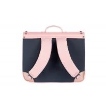 Pink Cherry Studs Midi Bag