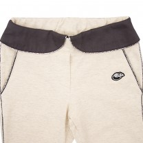 Light Beige Jogging Pants