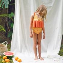 Yellow Watermelon Floatsuit