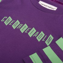 Purple Nerfee T-shirt