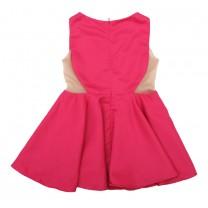 Fuchsia Perla Dress