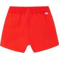 Red Baby Swim Shorts