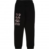 Classic Black Jogger Pants