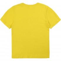 Yellow Logo Cotton T-Shirt (14 - 16 years)