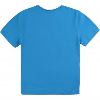 Turquoise Logo T-Shirt
