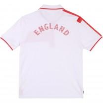 White England Polo Shirt