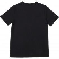 Black Logo T-Shirt  (14 - 16 years)