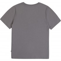 Grey Graphic Logo T-Shirt