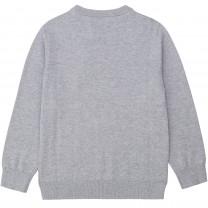 Grey Classic Sweater