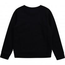 Navy Gold Logo Sweater