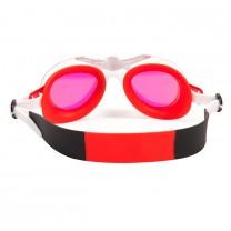 Jet Red Pilot Swim Goggles