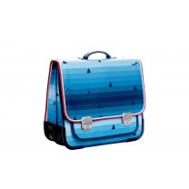 Blue Shark School Bag
