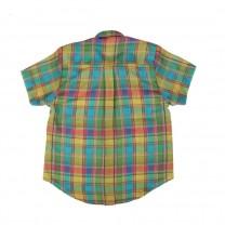 Boy Shirt Rainbow Square