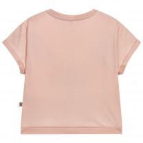 Pink Cotton Cherry Top