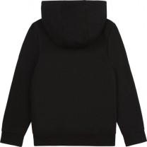 Black & White Contrast Logo Jacket