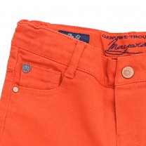 Tangerine Skinny Trouser