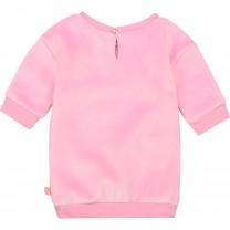 Pink Velvet Sweater Dress