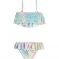 Multicolor Baby Bikini