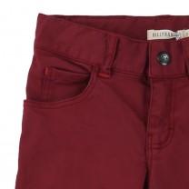 Maroon Trouser