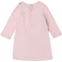 Baby Pink Marc Mascot Bag Baby Dress