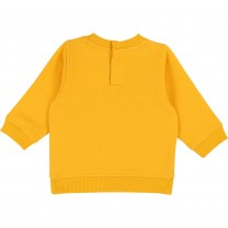 Yellow Mr. Marc Graphic Sweatshirt