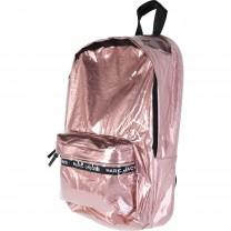 Metallic Pink Backpack