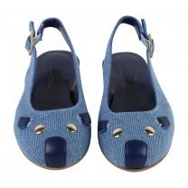 Blue Mouse Sandals