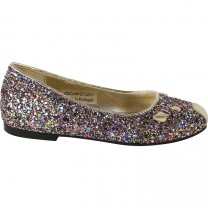 Glitter Mouse Ballerina Shoes