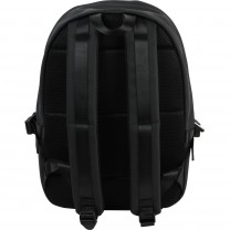 Black Logo Backpack