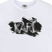 Karl Scribble T-shirt