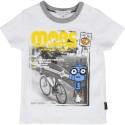 Grey Mr. Marc Cotton Jersey T-shirt