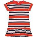 Red Striped Logo T-shirt