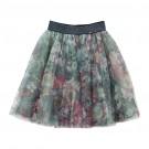 Neo Flower Tutu Skirt