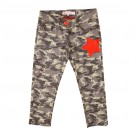 Multi Color Army Pants
