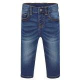 Classic Washed Baby Denim