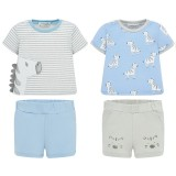 Baby Boy Knit Set