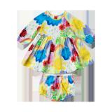 Multicolor Weather Dress