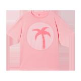 Pink Palm T-Shirt