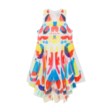 Multi-Color Butterfly Dress