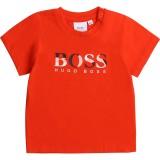 Red Logo Baby T-Shirt