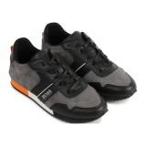 Grey Classic Logo Shoes