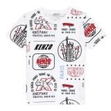 White Tokyo T-Shirt