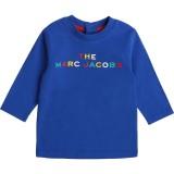 Blue Multi-Color Logo T-Shirt