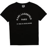 Black Boys Logo T-Shirt