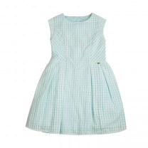 Pale Turquoise Dress