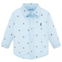 Long Sleeve Pattern Shirt