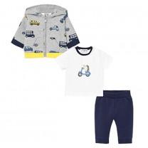 Baby Boy Three Pack Set