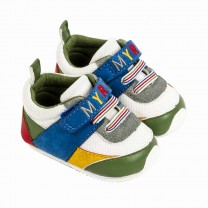 Baby Boy Multicolor Sporty Shoes
