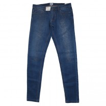 Diamante Washed Skinny Jeans
